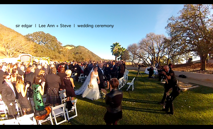Sir Edgar LEE ANN & STEVE Ceremony 2